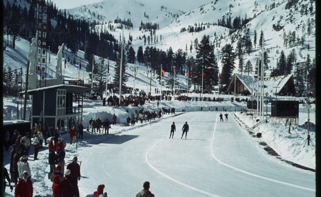 1960 Squaw Valley Winter Olympics